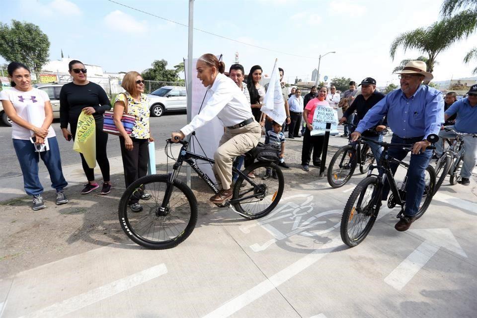 ciclovía Tlaquepaque