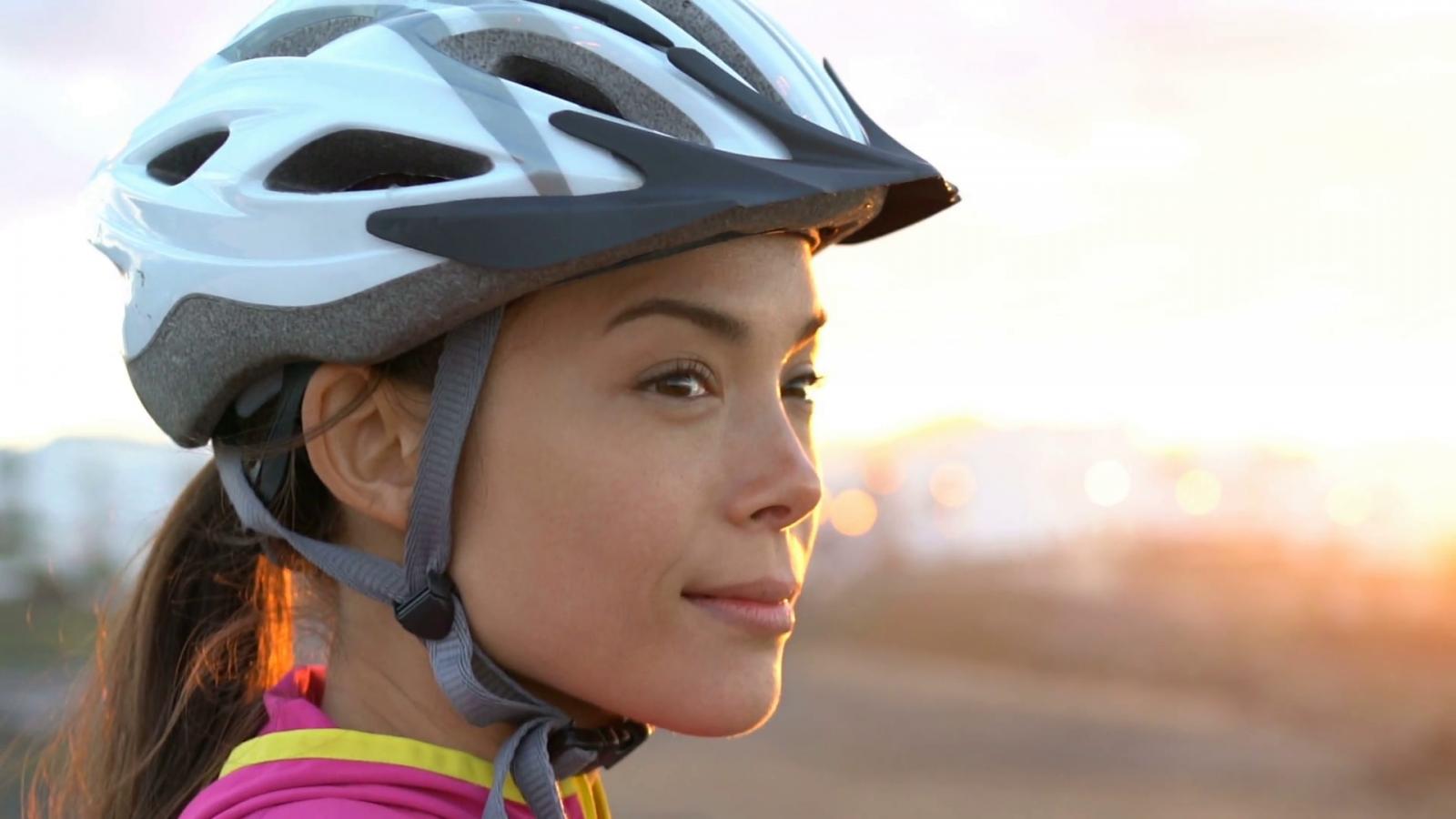 Importancia de los cascos en el ciclismo