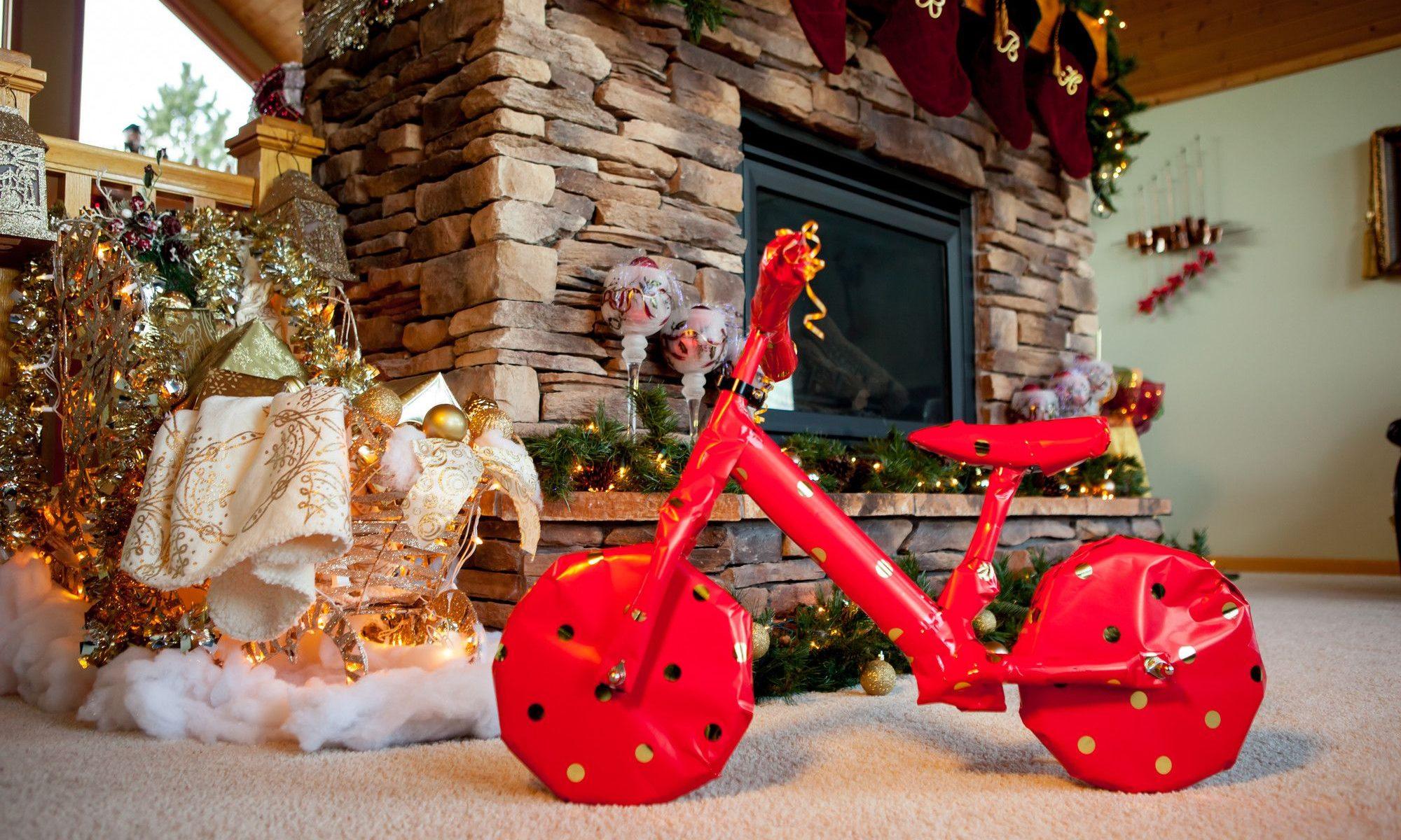 ¿Por qué una bicicleta es el mejor regalo?