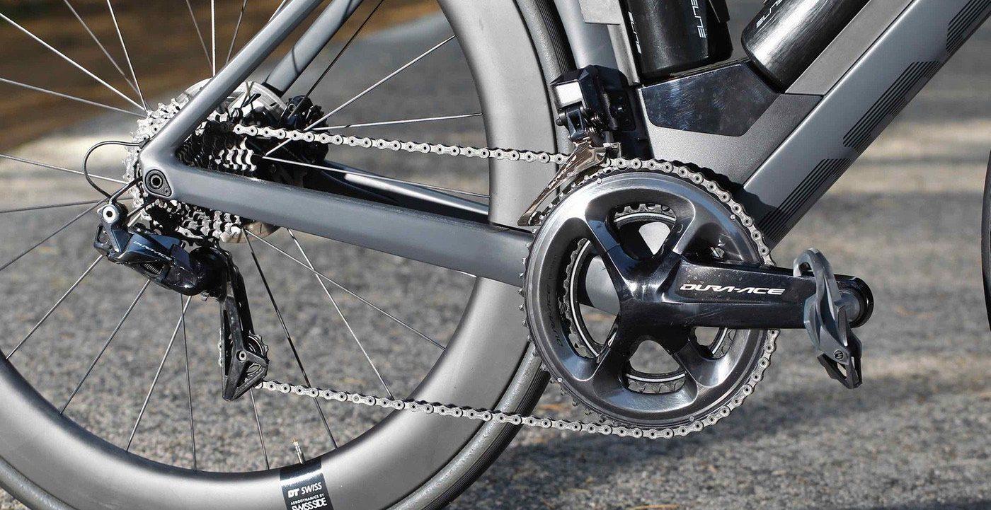 errores al realizar cambios en la bicicleta
