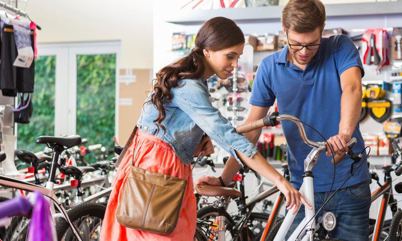 errores al comprar una bicicleta