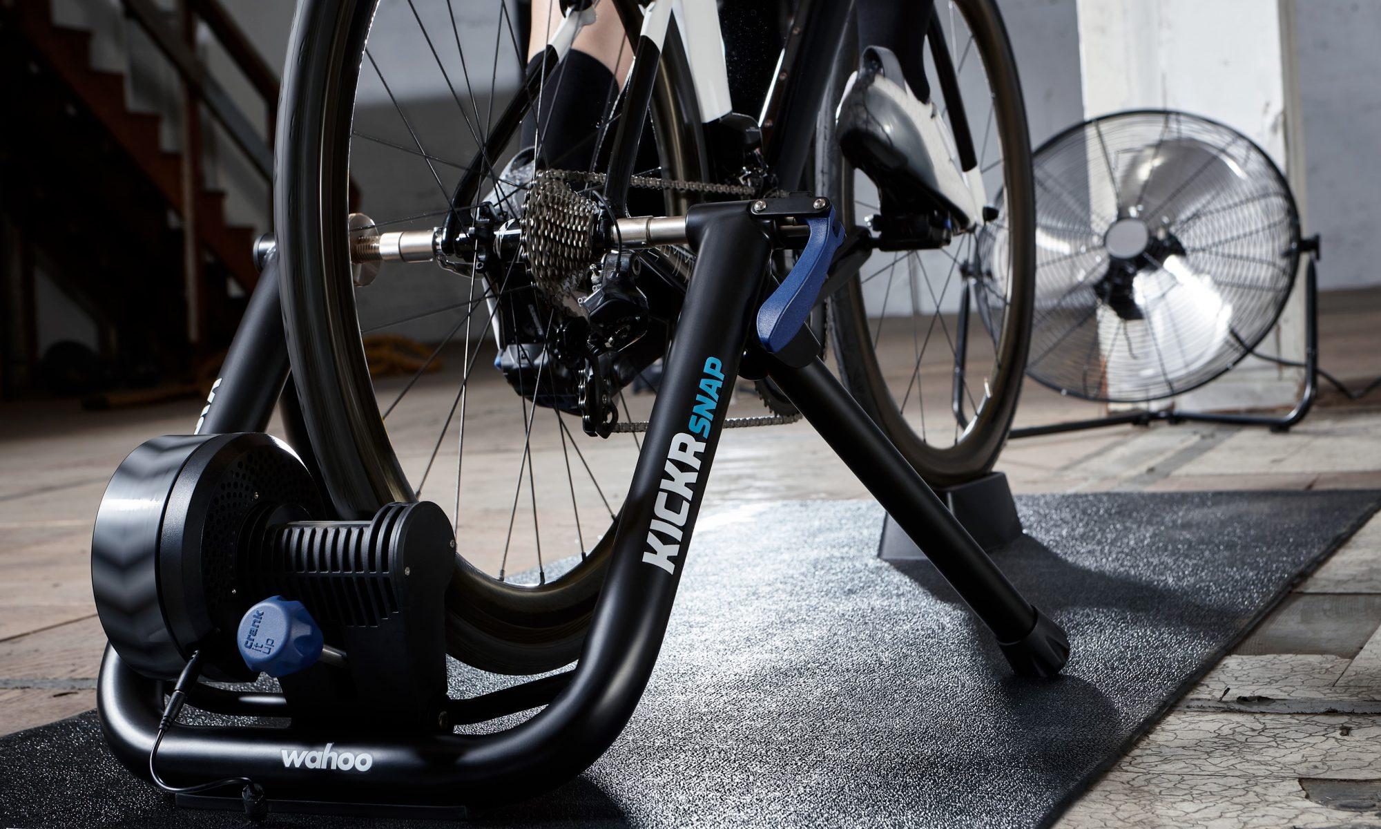 Elegir el mejor entrenador para bicicleta